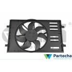 Radiatoriaus ventiliatorius