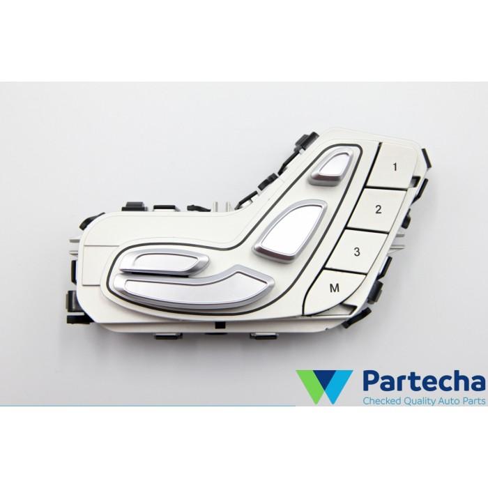 MERCEDES-BENZ E-CLASS (W213) Sėdynių reguliavimo mygtukų blokas (2139059803)