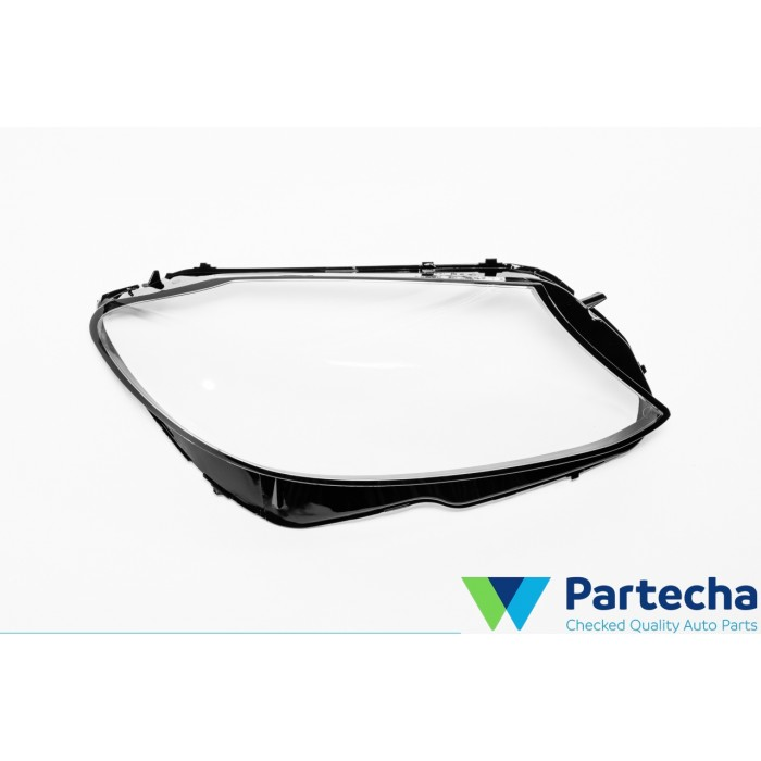 MERCEDES-BENZ C-CLASS (W205) Priekinio LED žibinto stiklas (2058203761)