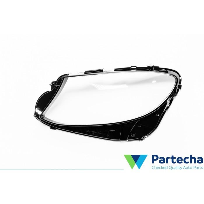MERCEDES-BENZ E-CLASS T-Model (S213) Priekinio LED žibinto stiklas (213 906 65 01)