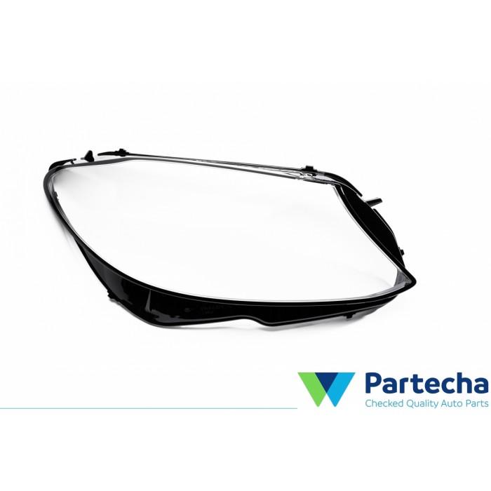 MERCEDES-BENZ C-CLASS (W205) Priekinio LED žibinto stiklas (2059069005)