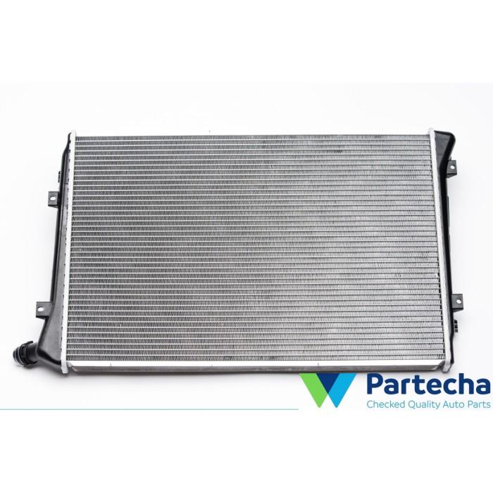 AUDI A3 (8P1) Radiator, engine cooling (1K0121251BL)