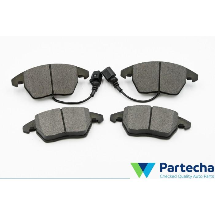 VW GOLF PLUS (5M1, 521) Brake Pad Set, disc brake (3C0698151C)