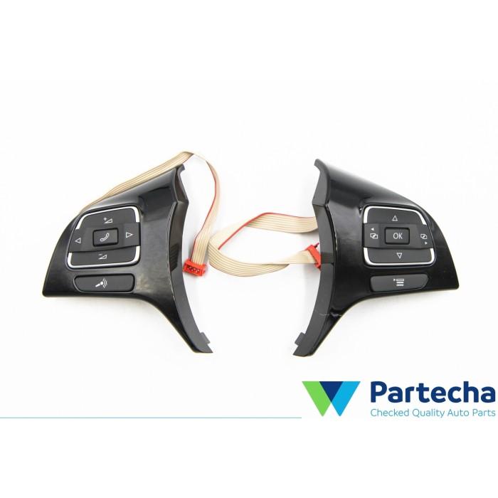 VW TOUAREG (7P5, 7P6) Steering Wheel Buttons (7P6959537)