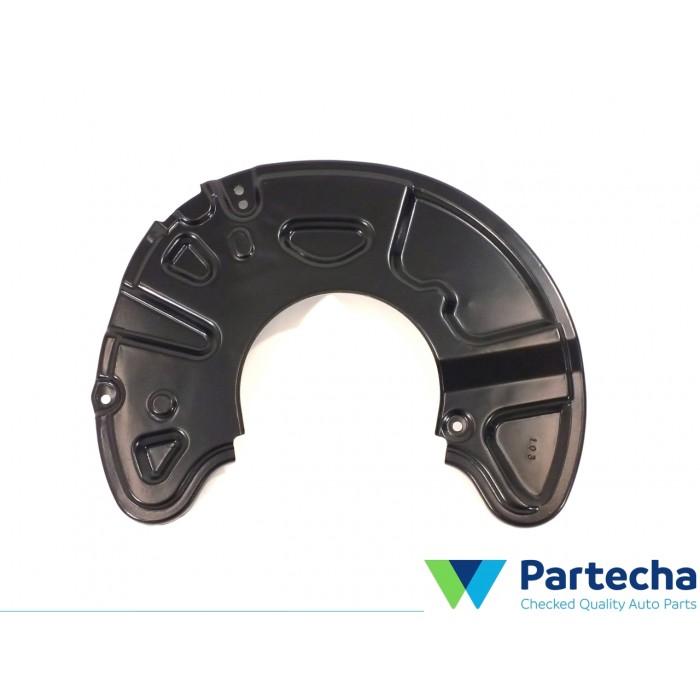 MERCEDES-BENZ E-CLASS (W124) Front Brake Disc Cover Plate (A2044211120)