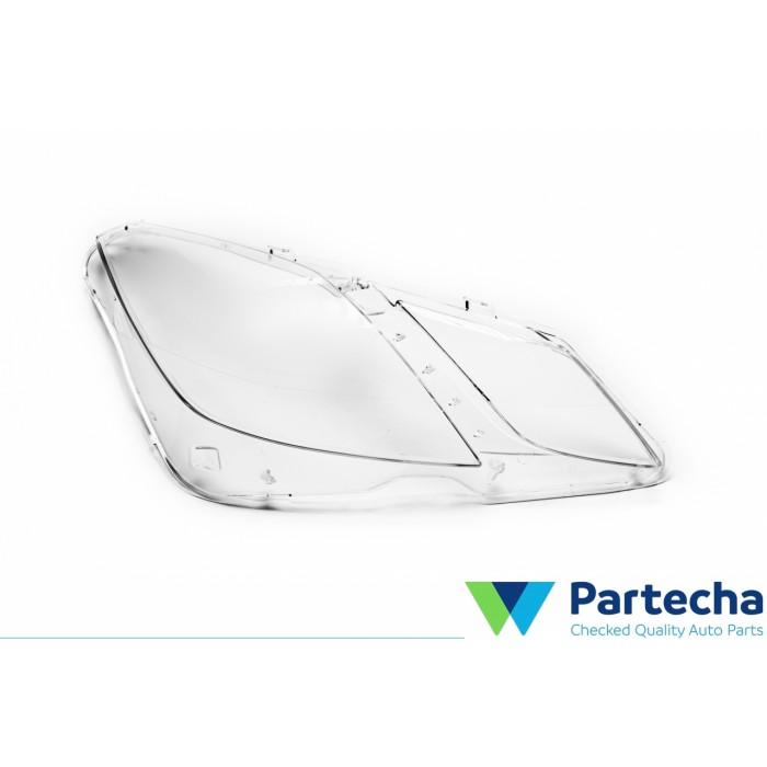 MERCEDES-BENZ E-CLASS Convertible (A207) Headlamp glass (2078206204)