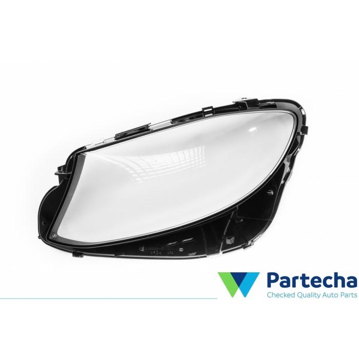 MERCEDES-BENZ E-CLASS (W213) Headlamp glass (206008-01)