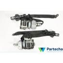MERCEDES-BENZ E-CLASS (W212) Dashboard, driver, passenger, roof airbags seat belts set (A2126802387)